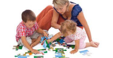 пазлы для развития ребенка
