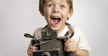 фотоаппарат ребенку