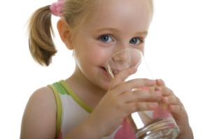 вода для здоровья ребенка