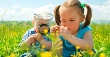 экология и дети