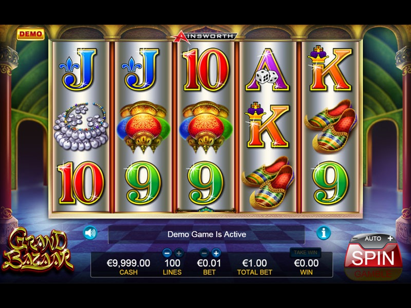 Evrogrand casino